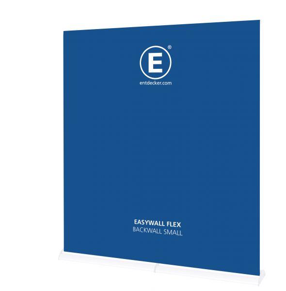Stoff einseitig für Easywall Flex Backwall 1,70 x 2,00 m