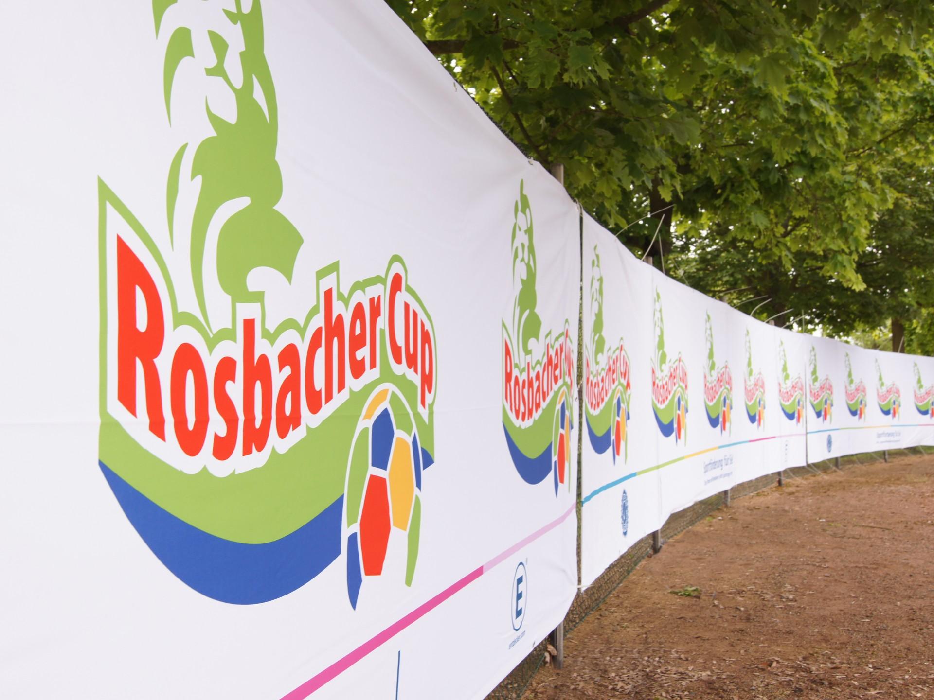 Banner Planen Rosbacher Cup