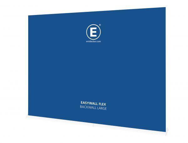 Stoff einseitig für Easywall Flex Backwall 2,40 x 2,20 m