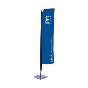 Beachflag Easyflag PRO Square
